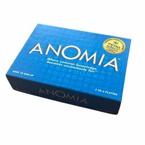 Anomia Fast Paced Entertaining Card Game
